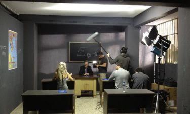 Απίστευτο: Δείτε τη δημοσιογράφο που συμμετέχει στη νέα ταινία του Σειρηνάκη! (Nassos blog)