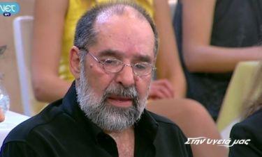 Θέμης Ανδρεάδης: Επανήλθε μετά από 25 χρόνια αποχής από το τραγούδι!