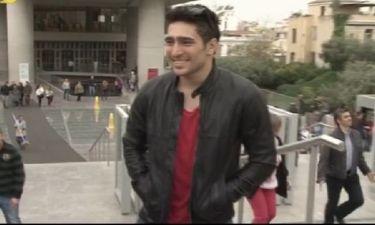 Eurovision 2013: Ο εκπρόσωπος του Αζερμπαϊτζάν ήρθε στην Ελλάδα