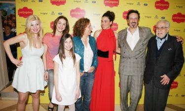 Στην πρεμιέρα της νέας ταινίας της Όλγας Μαλέα «Η μαντζουράνα»!