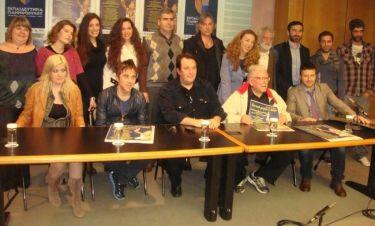 To gossip-tv.gr ήταν στην συνέντευξη τύπου της μουσικής παράστασης «Ένα παιδί μετράει τ'άστρα» !