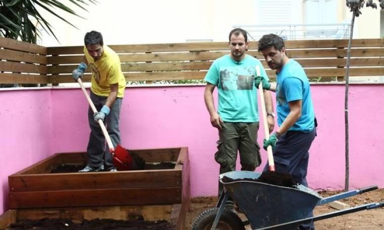 Οι «Κηπουροί» συμβουλεύουν για σκιερούς κήπους και μπαλκόνια