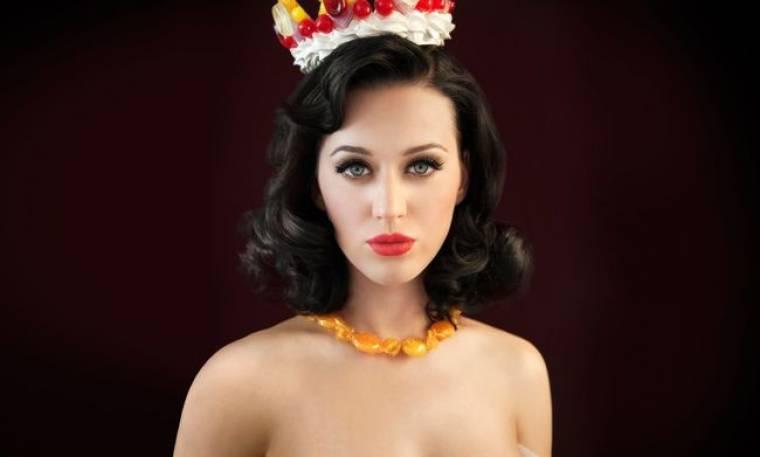Δείτε την Katy Perry χωρίς μακιγιάζ