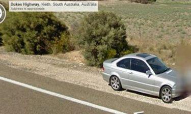 Το Google Street View τους έπιασε να κάνουν σεξ σε κεντρικό δρόμο