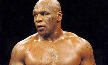 Mike Tyson: Έκοψε τα ναρκωτικά και ξεκίνησε την… χορτοφαγία!