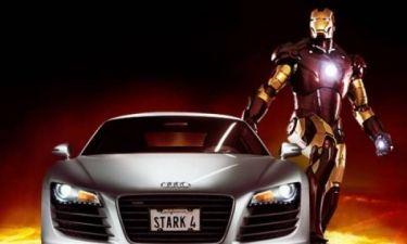 Βίντεο: Δείτε το αυτοκίνητο που οδηγεί ο Iron Man