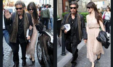 Al Pacino: Τρελά ερωτευμένος με την κατά 40 χρόνια μικρότερή του, Lucila