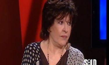 Μάρθα Καραγιάννη: «Ήμουν ερωτευμένη με τον Αλεξανδράκη. Τον ανέφερα κάθε βράδυ στην προσευχή μου»