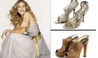 Sarah Jessica Parker: Πουλάει τα παπούτσια της Carrie Bradshaw για φιλανθρωπικό σκοπό