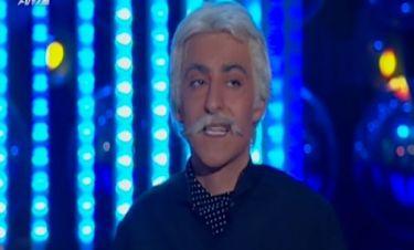 Ο Θανάσης Αλευράς νικητής του πρώτου επεισοδίου του «Your Face Sounds Familiar»