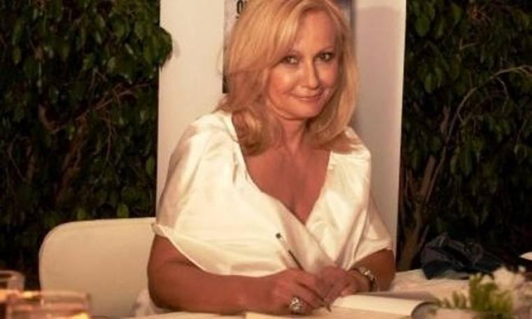 Αγγελική Νικολούλη: «Το νέο μου βιβλίο είναι πολύ πιο δυνατό από το πρώτο με στοιχεία θρίλερ»