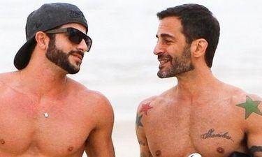 Marc Jacobs: στην παραλία με τον αγαπημένο του (και πάλι)