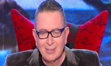 Θέμος Αναστασιάδης: Λούστηκε με σαμπουάν για... σκύλους!