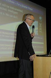 Καθηγητής Σηφάκης σε ομιλία στο ΙΕΚ ΑΚΜΗ: «Tο αύριο της ψηφιακής εποχής βρίσκεται στο internet των αντικειμένων».