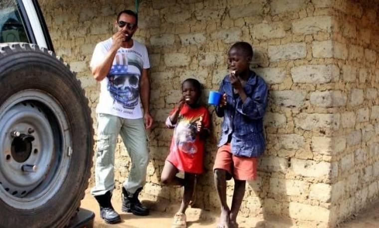 H showbiz «παρούσα» στον αγώνα της ActionAid