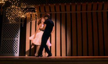 Η σκηνή του «Dirty Dancing» η καλύτερη στην ιστορία του κινηματογράφου!