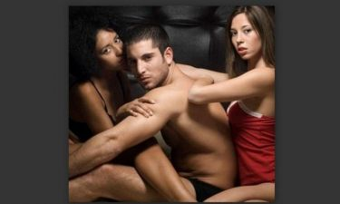 Γιατί οι άντρες έχουν εμμονή με το... τρίο;