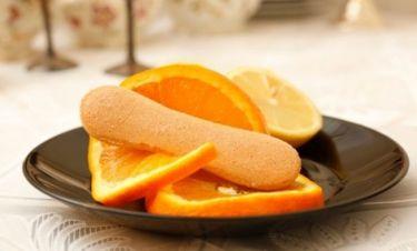 Τραγανά κουλουράκια πορτοκαλιού!