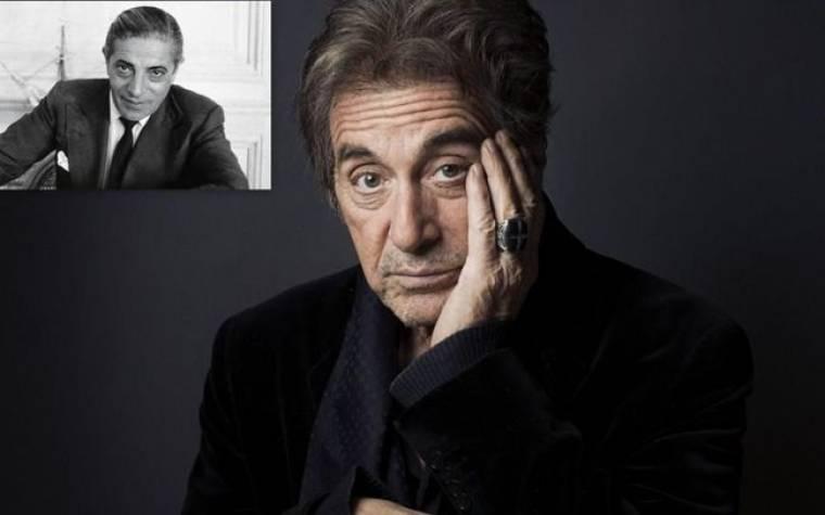 Ο Al Pacino  θα υποδυθεί τον Αριστοτέλη Ωνάση