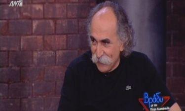 Αγάθωνας Ιακωβίδης: Τα ναρκωτικά και οι απόψεις του