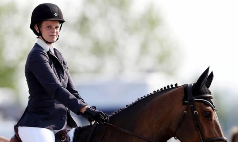 Αθηνά Ωνάση: Μεταφέρει άλογα στην Βραζιλία με κόστος 1,3 εκατομμύρια δολάρια