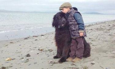 Γνωρίστε τον Julian και τον Max! Μια σχέση ζωής!