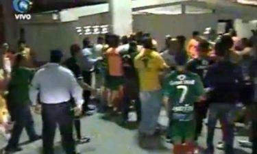Κόστα Ρίκα: Άγριος καβγάς σε αγώνα πρώτης κατηγορίας! (video)