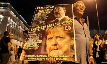 Deutsche Welle: Η Μέρκελ ως άλλος Χίτλερ;