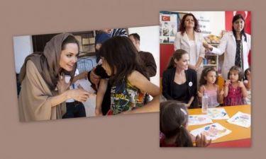 Σχολειό για κορίτσια άνοιξε η Angelina Jolie στο Αφγανιστάν!