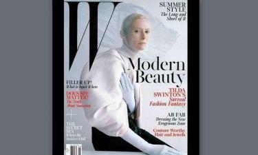 Tilda Swinton: στην πιο σουρεαλιστική φωτογράφιση της χρονιάς