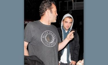 Γιατί ο Vince Vaughn συμβουλεύει τον Robert Pattinson να παρατήσει την Kristen;
