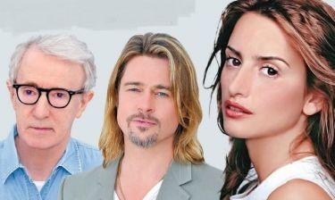 Woody Allen: Κάνει αντιμνημονιακή ταινία για την κρίση στην Ελλάδα με πρωταγωνιστές τους Brad Pitt και Penelope Cruz