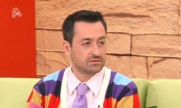 Θέμης Γεωργαντάς: Πού κάνει sex;