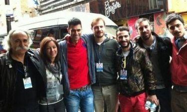 Eurovision 2013: Koza Mostra και Σαρμπέλ ξεσήκωσαν το Λονδίνο!