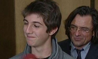 Αυτός είναι ο μικρός γιος του Γιάννη Πάριου και της Σοφίας Αλιμπέρτη