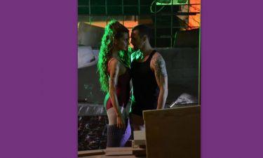 """Η Πάολα με σέξι κορμάκι χορεύει το """"Κράτα με""""!"""