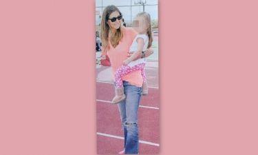 Γιολάντα Διαμαντή: Σε εκδήλωση μαζί με την κόρη της