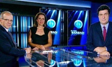 Υπουργός σηκώθηκε και έφυγε on air από τους «Νέους Φακέλους»!