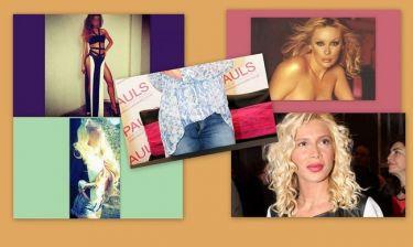 Το καυτό κορμί Ελληνίδας τραγουδίστριας, η Κατερίνα Κανονίδου σήμερα και  το hot σορτς της Πάολα