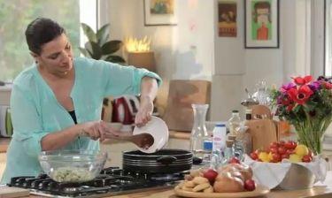 Τι μας μαγειρεύει η Νταϊάν Κόχυλα αυτό το Σαββατοκύριακο;