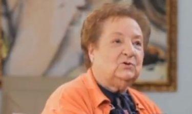 Ροζίτα Σώκου: «Η Μελίνα Μερκούρη ήταν ατάλαντος άνθρωπος, εκτός από όταν έπαιζε τον εαυτό της στην Στέλλα»