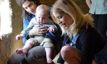 H Peaches Geldof έγινε ξανά μαμά και έβγαλε το γιο της Phaedra!