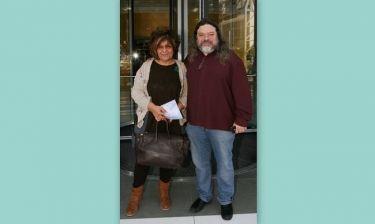 Δημήτρης Παπαδημητρίου:  Έδωσε το παρών στην «Στέγη Γραμμάτων και Τεχνών»