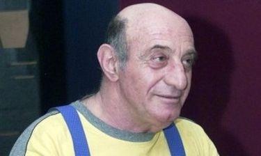 Κώστας Τσάκωνας: «Ο θάνατος του Μουστάκα με επηρέασε»