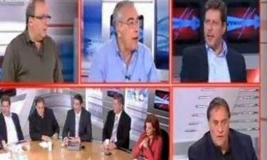 Οικονομέας: «Οι δημοσιογράφοι τα ίδια σκ@τ@ είναι»!