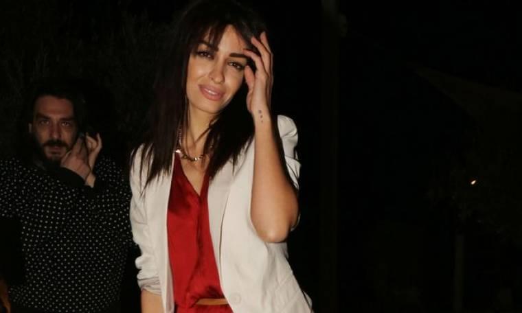 Δείτε το νέο look της Ελένης Φουρέιρα! Έγινε κοκκινομάλλα!