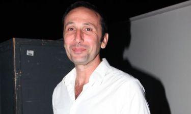 Ρένος Χαραλαμπίδης: «Είμαι γενικά ενοχικός άνθρωπος»
