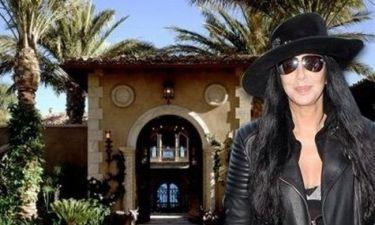 Στη βίλλα της Cher στην Καλιφόρνια