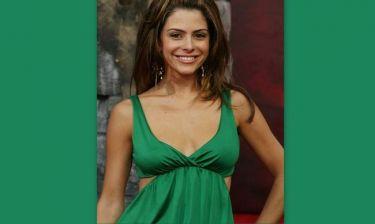 Δείτε την Maria Menounos όπως δεν την έχετε ξαναδεί!
