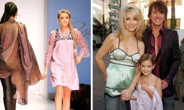 Το κοριτσάκι της Heather Locklear και του Richie Sambora μεγάλωσε και σκίζει στις πασαρέλες